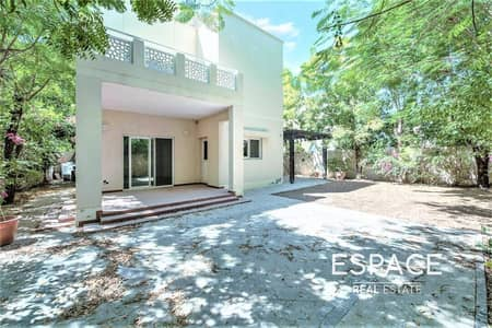 3 Bedroom Villa for Sale in The Meadows, Dubai - Exclusive | Corner Plot in Prime Location