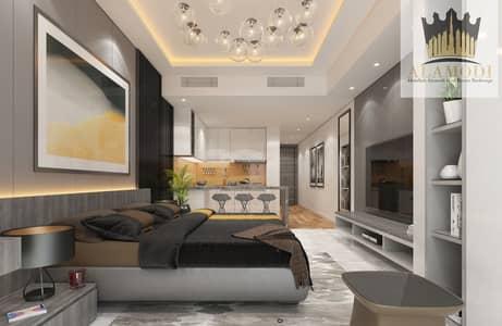 شقة 1 غرفة نوم للبيع في مجمع دبي ريزيدنس، دبي - 6YEARS PAYMENT PLAN! FULLY FURNISHED !BIG LAYOUT