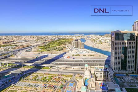 2 Bedroom Apartment for Rent in Business Bay, Dubai - PANORAMIC SEA VIEW | Brand New | Best Deal