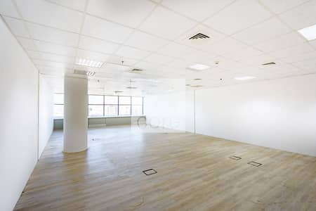 Office for Rent in Sheikh Zayed Road, Dubai - Mid Floor | Fitted Unit | Utilities Included