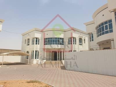 6 Bedroom Villa for Rent in Al Towayya, Al Ain - 6 Bedroom Villa in a Private Gated Compound