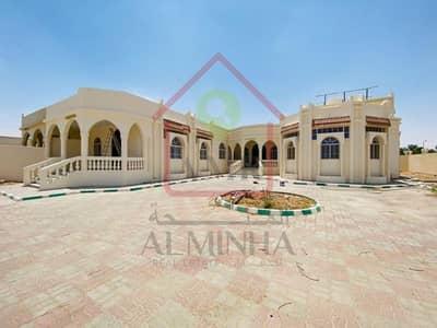 5 Bedroom Villa for Rent in Al Towayya, Al Ain - 5 Bedroom Ground Floor Villa with Spacious  Front and Back Yard