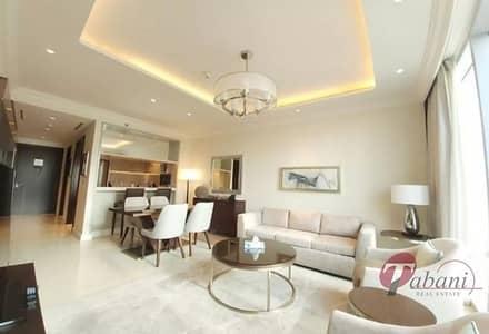 فلیٹ 1 غرفة نوم للبيع في وسط مدينة دبي، دبي - Exclusive 1 Bedroom |Vacant soon|Burj Khalifa View