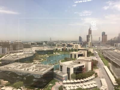 Office for Rent in Dubai Media City, Dubai - Fully Fitted | DED License | Next to Metro | Ready