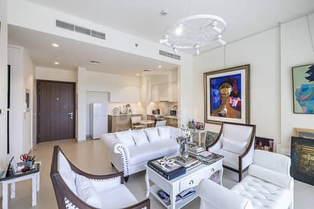2 Bedroom Apartment for Rent in Dubai South, Dubai - Fully Furnished | Brand New | Golf Views