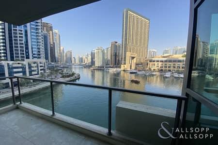 شقة 3 غرف نوم للبيع في دبي مارينا، دبي - Panoramic Views | Vacant | 3 Bed + Maids
