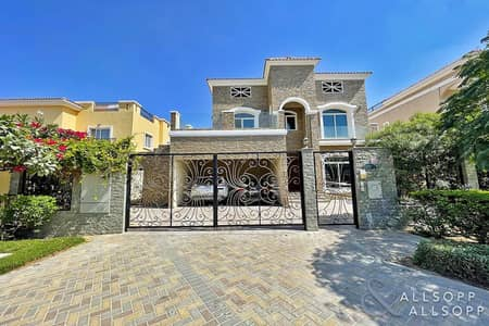 4 Bedroom Villa for Sale in The Villa, Dubai - Four Bedrooms | 6782 Sq Ft Plot | Custom