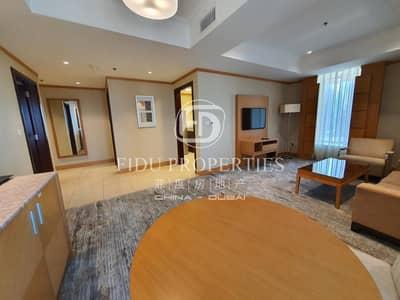 شقة 1 غرفة نوم للايجار في شارع الشيخ زايد، دبي - All Bills Inc I  Multiple Options I Short term