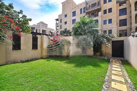 1 Bedroom Apartment for Rent in Old Town, Dubai - Garden View|1Bedroom + Study For Rent in Old Town