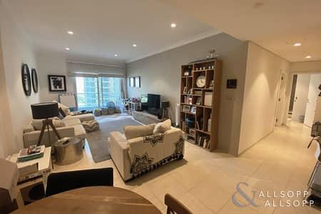 شقة 2 غرفة نوم للبيع في دبي مارينا، دبي - Tastefully Upgraded | 2 Bedroom | Spacious