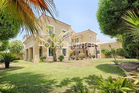 3 Bedroom Villa for Sale in Arabian Ranches, Dubai - Exclusive Alvorada A1| Large Plot| Lush Garden