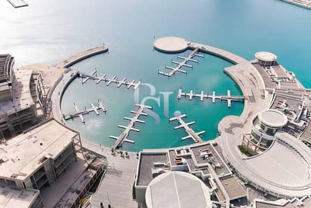 4 Bedroom Penthouse for Sale in Al Reem Island, Abu Dhabi - Ready To Move In  Eye-catching Full Marina View PH