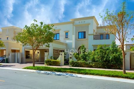 4 Bedroom Villa for Sale in Arabian Ranches 2, Dubai - Opposite Park | Vacant in May | Type 2