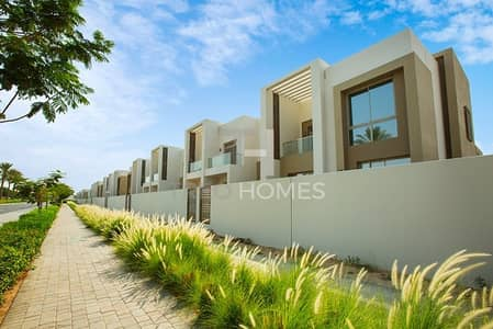 تاون هاوس 3 غرف نوم للبيع في المرابع العربية 2، دبي - Single Row | Opposite Pool | 3Bed+Maid