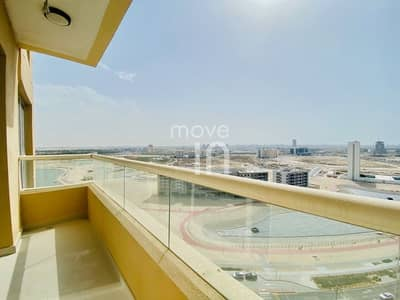 1 Bedroom Flat for Rent in Dubai Production City (IMPZ), Dubai - 1 Bed Lake Views - Balcony- Parking -Tower C
