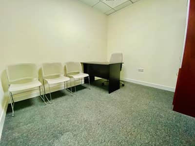 Office for Rent in Madinat Zayed, Abu Dhabi - Well Designed Office Space with Great View