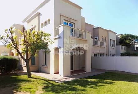 A connoisseur's choice in Maeen4- The Lakes!! Vacant - Ready to Movie in Villa for Sale!!