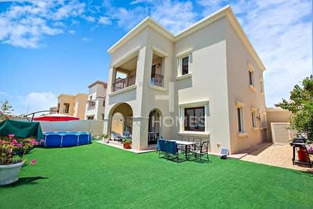 فیلا 3 غرف نوم للبيع في المرابع العربية 2، دبي - Vacant on Transfer | Single Row | 3Bed+Maid