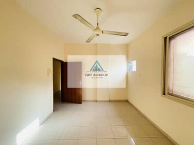 شقة 1 غرفة نوم للايجار في مويلح، الشارقة - Limited Time Offer | Huge Size with No Deposit 1Bhk Front of Road Just 16500