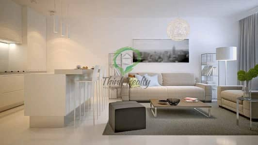 استوديو  للبيع في مجمع دبي ريزيدنس، دبي - Own a studio just pay 2675 AED per month