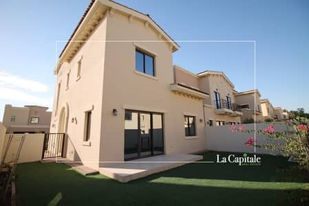3 Bedroom Villa for Rent in Reem, Dubai - Close to Pool & Park I Well Maintained