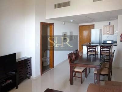 شقة 1 غرفة نوم للايجار في مدينة دبي الرياضية، دبي - Beautifully Furnished 1 Bed Apt in Elite 10 | Golf Course View