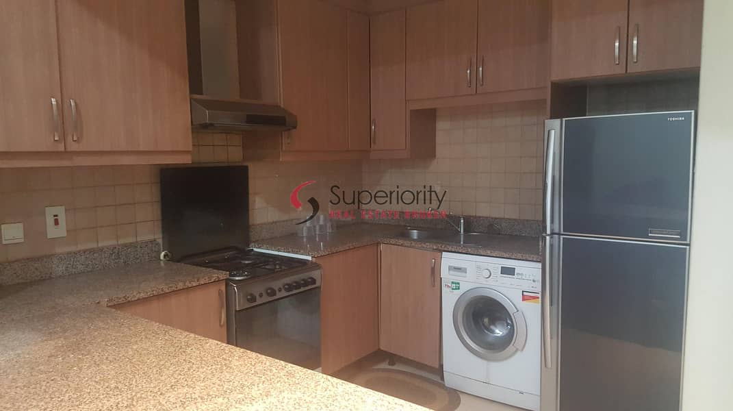 2 Fully Furnished | With Parking | 1Bedroom for Rent in Dubai Investment Park