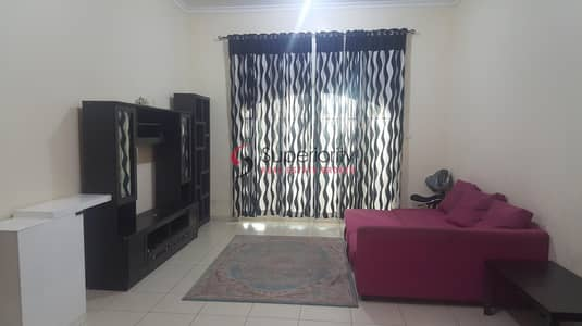 Fully Furnished | With Parking | 1Bedroom for Rent in Dubai Investment Park