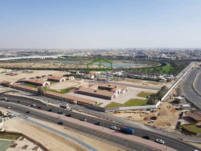 شقة 1 غرفة نوم للايجار في الخليج التجاري، دبي - Elegant  Large 1 B/R Full Hours course view