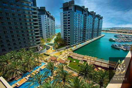 2 Bedroom Apartment for Rent in Palm Jumeirah, Dubai - D type| Sea view | Well maintained