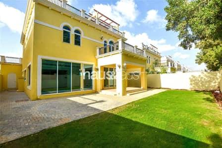 فیلا 4 غرف نوم للايجار في جميرا بارك، دبي - Four Bed Nova | Multiple Cheques | July