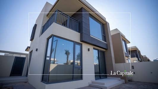 فیلا 4 غرف نوم للبيع في دبي هيلز استيت، دبي - Exclusive | Single Row | Type 2E | Close to Pool