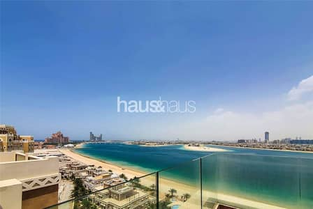 5 Bedroom Penthouse for Rent in Palm Jumeirah, Dubai - Private Pool | Stunning Views over Beach and Palm