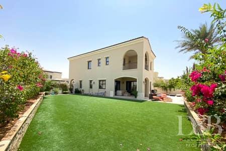 فیلا 4 غرف نوم للايجار في المرابع العربية 2، دبي - Big Plot | Amazing Garden | Vacant in June