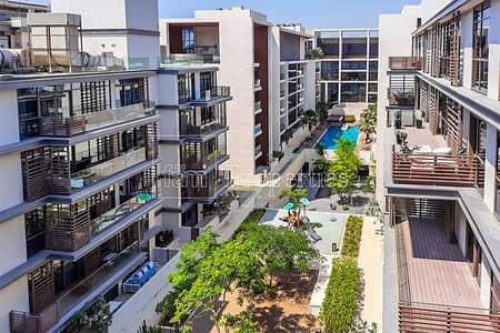 شقة 4 غرف نوم للايجار في جميرا، دبي - Bright 4 beds duplex with stunning views