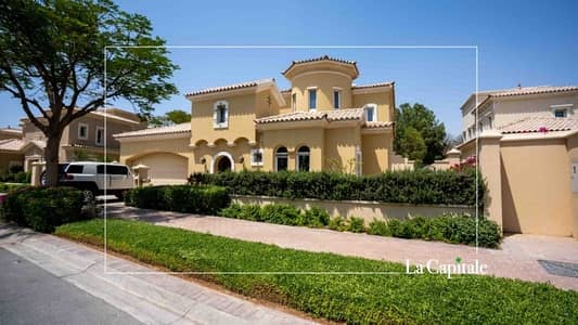 فیلا 3 غرف نوم للايجار في المرابع العربية، دبي - Exclusive Listing | Corner villa | Huge Plot Area