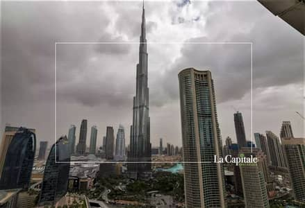 3 Bedroom Flat for Sale in Downtown Dubai, Dubai - Deal Of The Week || High Floor || Burj view and Sea View