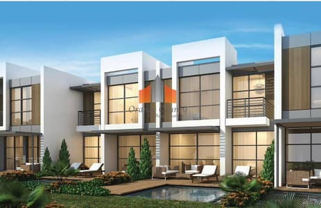 4 Bedroom Villa for Sale in Akoya Oxygen, Dubai - Brand-new corner  Villa| Furnished| Exclusive unit only for AED 1