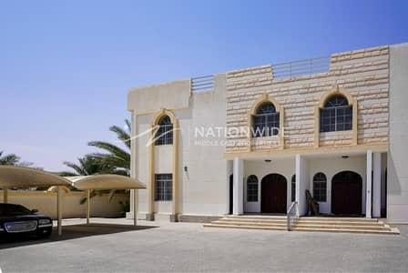 فیلا 4 غرف نوم للايجار في الخبیصي، العین - Bright Spacious 4 Bhk villa +2 majlis in Al khabisi