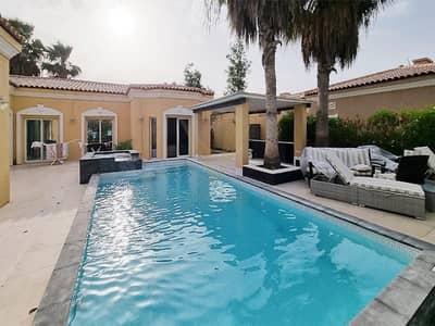 4 Bedroom Villa for Sale in Green Community, Dubai - Fully Upgraded Villa | Owner Occupied | Good Location