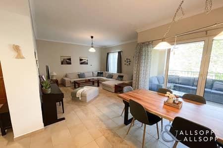 فلیٹ 2 غرفة نوم للايجار في جرين كوميونيتي، دبي - Upgraded | 2 Beds + Study | Garden View