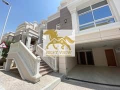 فیلا في قرية الفرسان مدينة خليفة أ 4 غرف 175000 درهم - 5137789
