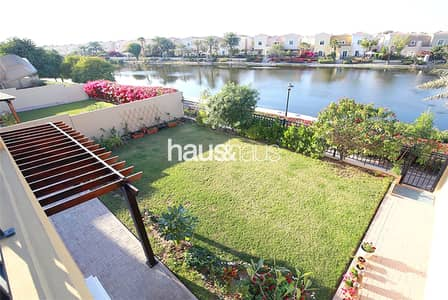 فیلا 3 غرف نوم للايجار في المرابع العربية، دبي - Lake View | Excellent Condition | Spacious |