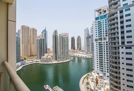 شقة 1 غرفة نوم للبيع في دبي مارينا، دبي - Stunning 1 Bed Apt I Lake View I Tenanted