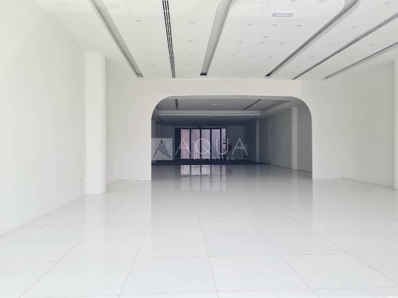 Ready Showroom | Built in office | Al Quoz