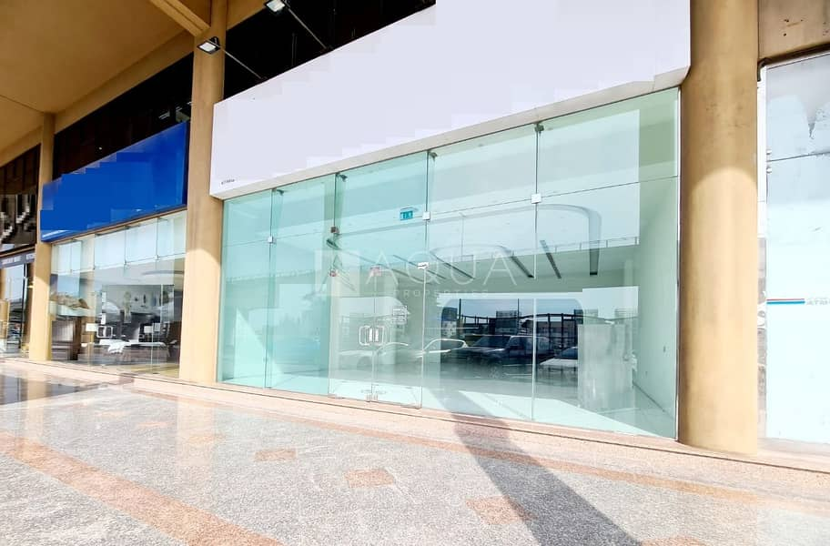 2 Ready Showroom | Built in office | Al Quoz