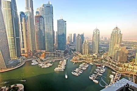 فلیٹ 3 غرف نوم للبيع في دبي مارينا، دبي - 3 Bed + Maids | High floor | Marina View