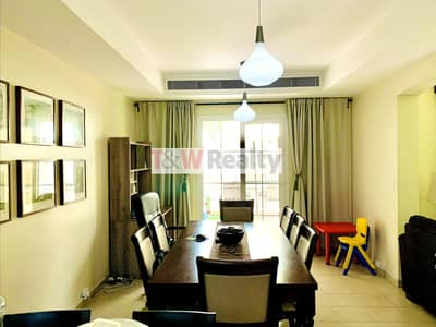 4 Bedroom Townhouse for Sale in Arabian Ranches, Dubai - Well maintained 1M  Single row close to park