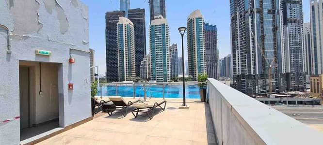 "2 Bedroom Flat for Rent in Downtown Dubai, Dubai - ""Stunning Burj Khalifa View | 2 Bedrooms plus Maids"""