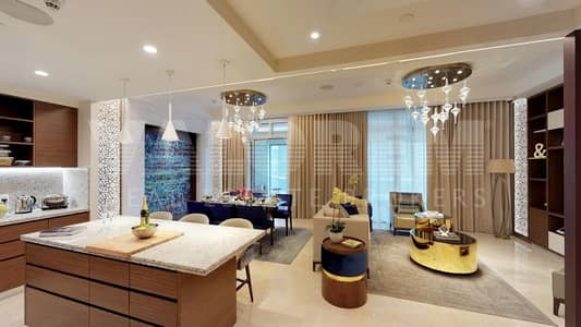 3 Bedroom Apartment for Sale in Downtown Dubai, Dubai - PAYMENT PLAN | LUXURY | CHILLER FREE